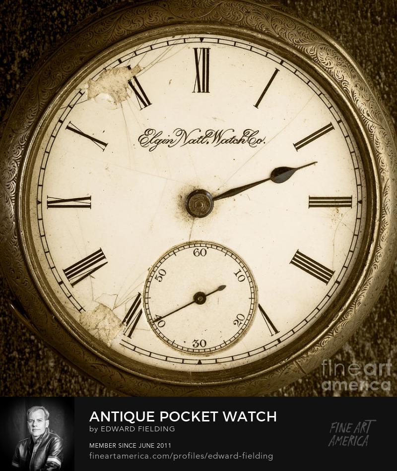 pocket watch Art Prints