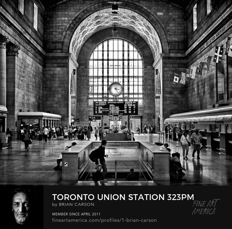 Toronto Union Station 323PM