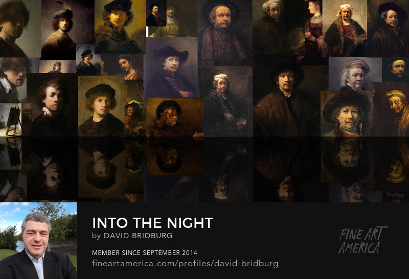 Into The Night by David Bridburg