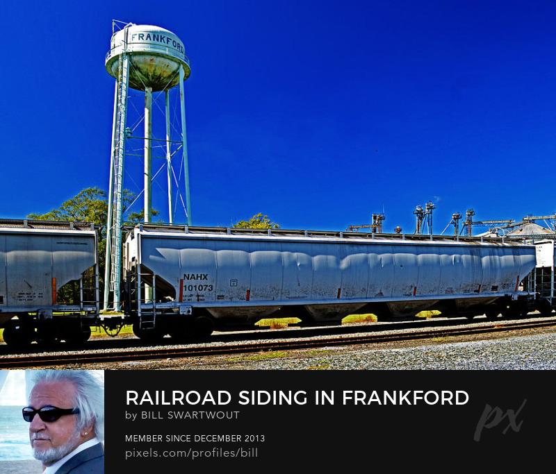 Railroad Siding Prints