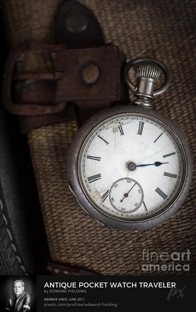 Time Watch Art Prints