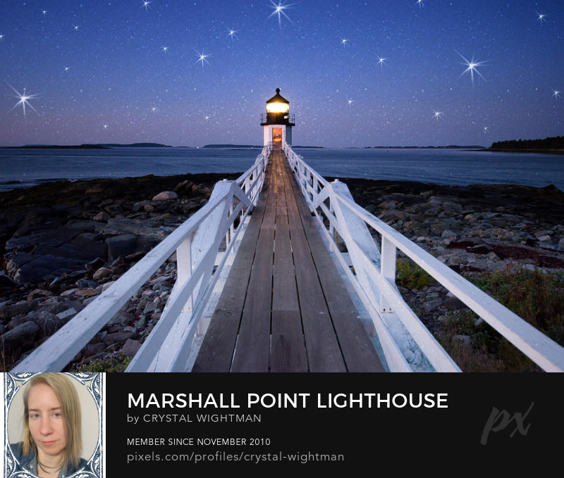 SA bridge walk to Marshall Point Lighthouse at sunrise