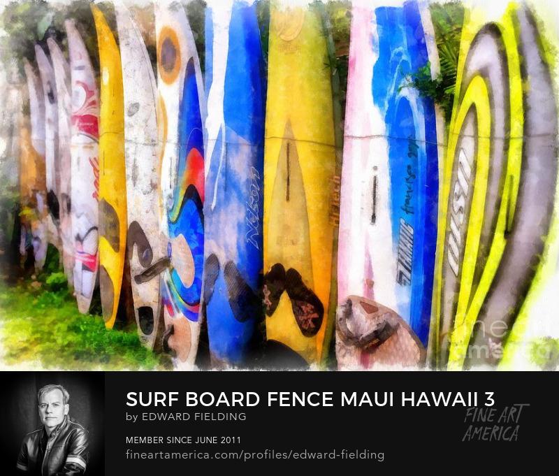 Surf Art Prints