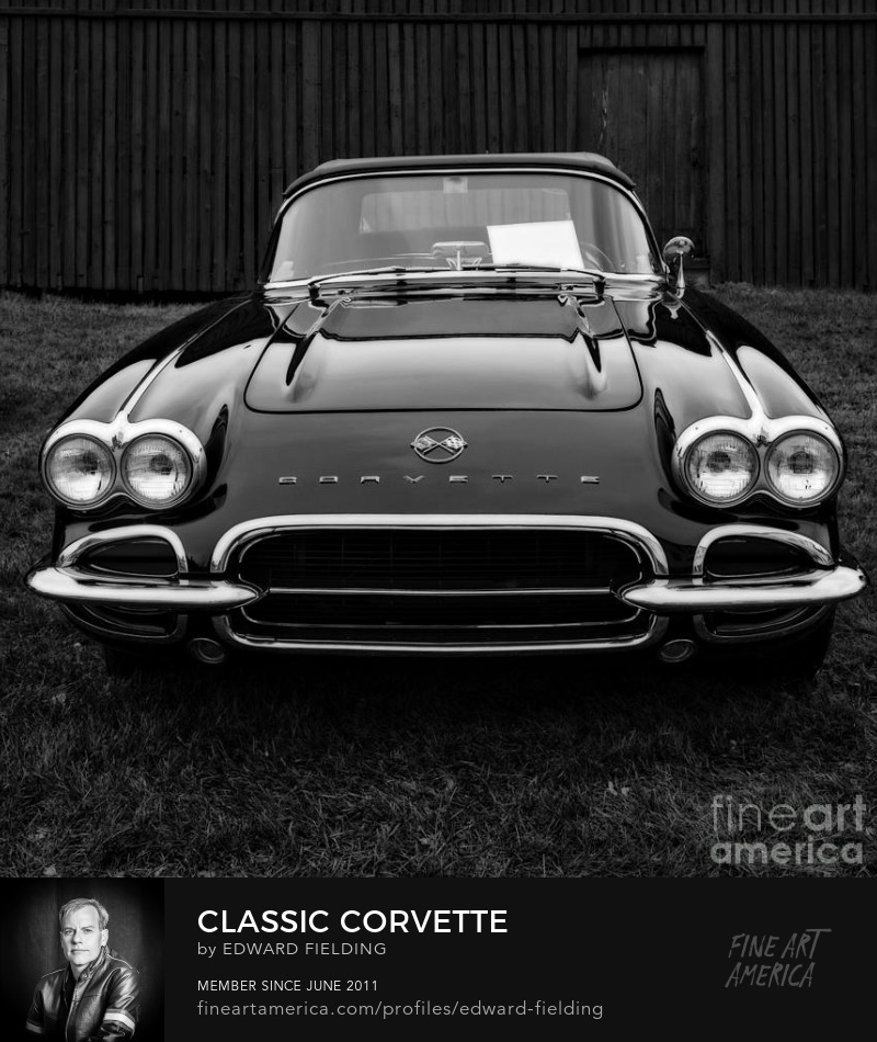 corvette Photography Prints
