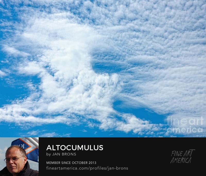 Altocumulus - Art Prints