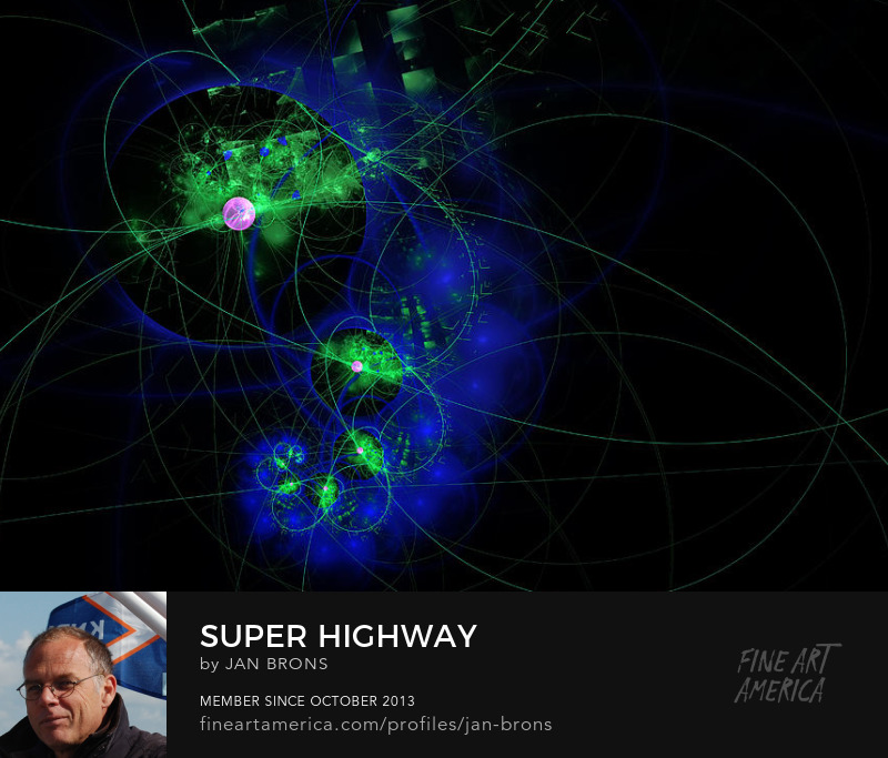 Super Highway - Photography Prints