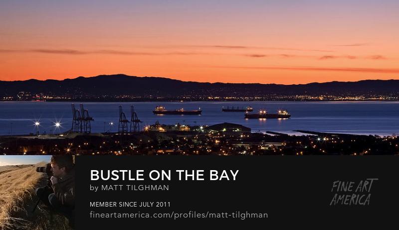 San Francisco Bay Art Prints