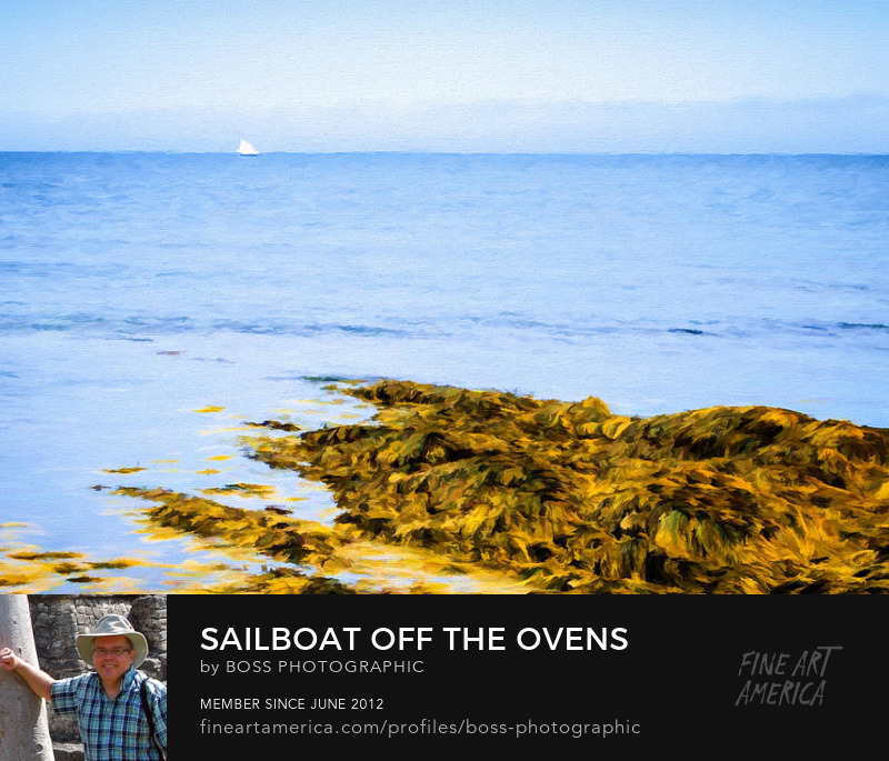 Sailboat off The Ovens