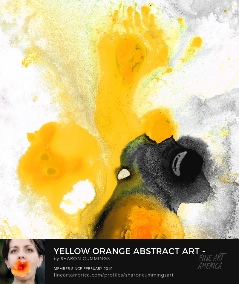 Yellow Art Prints