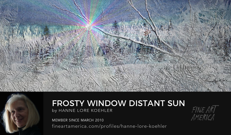 Frosty Window Painting