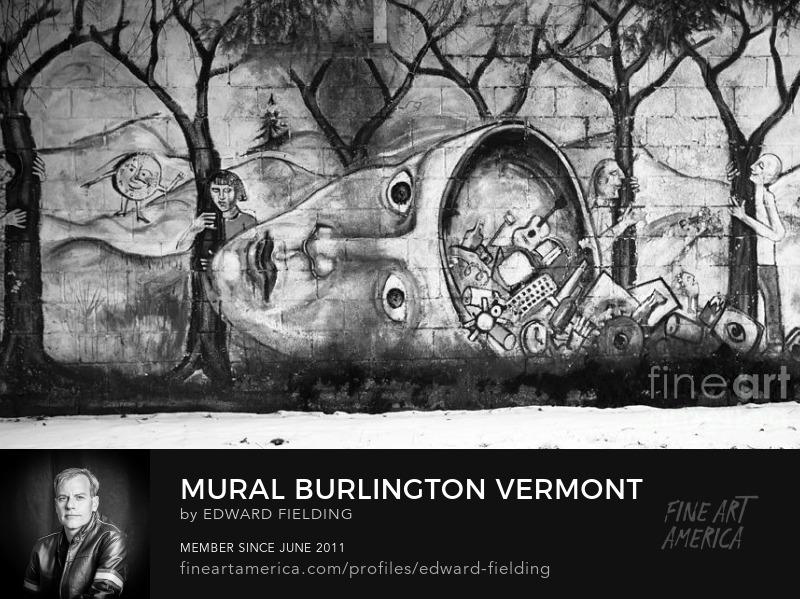 Burlington Vermont Art Prints
