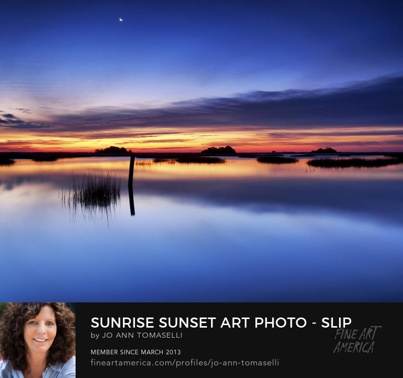 Buy Nature Blue-hour Art Photo Prints