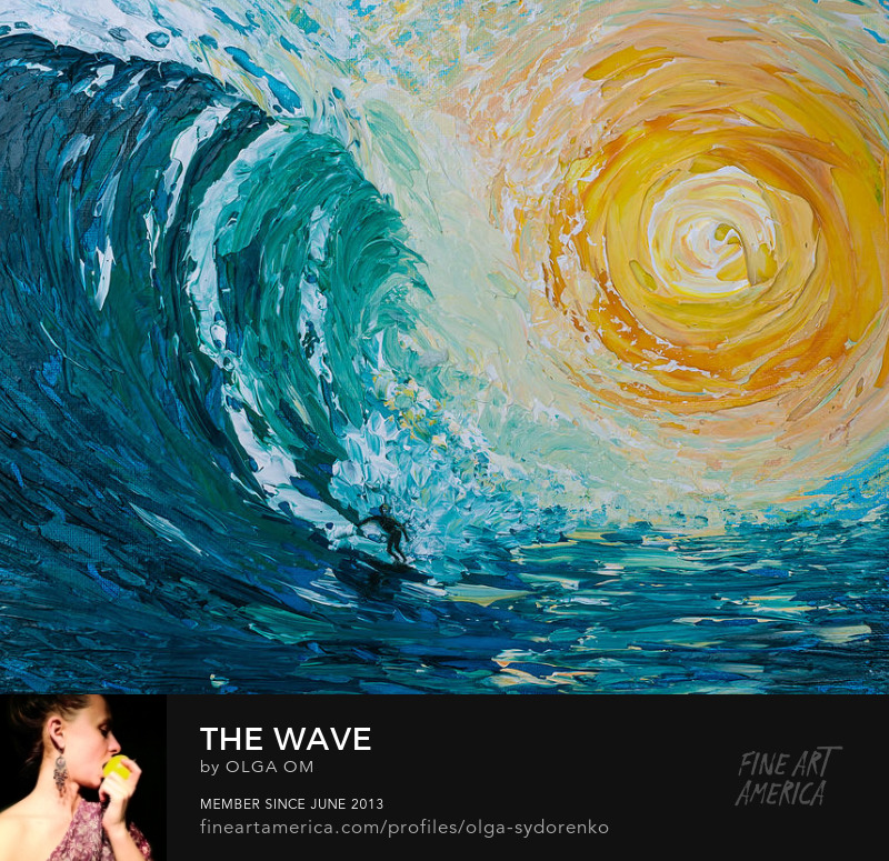 The Wave - My Art