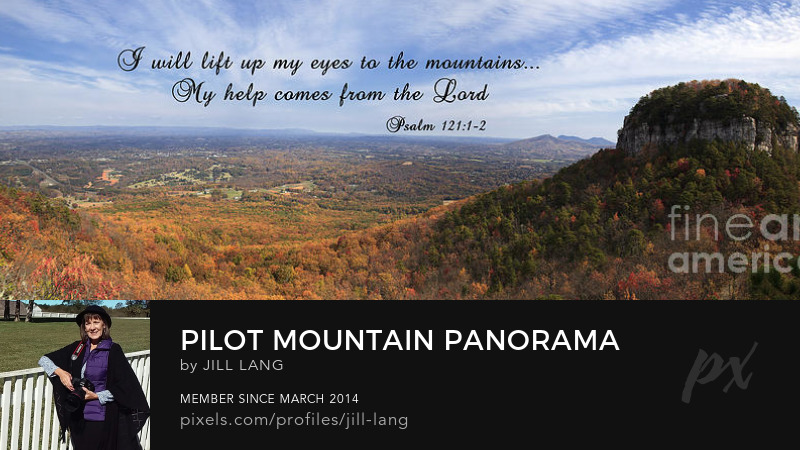 Mountains with Scripture