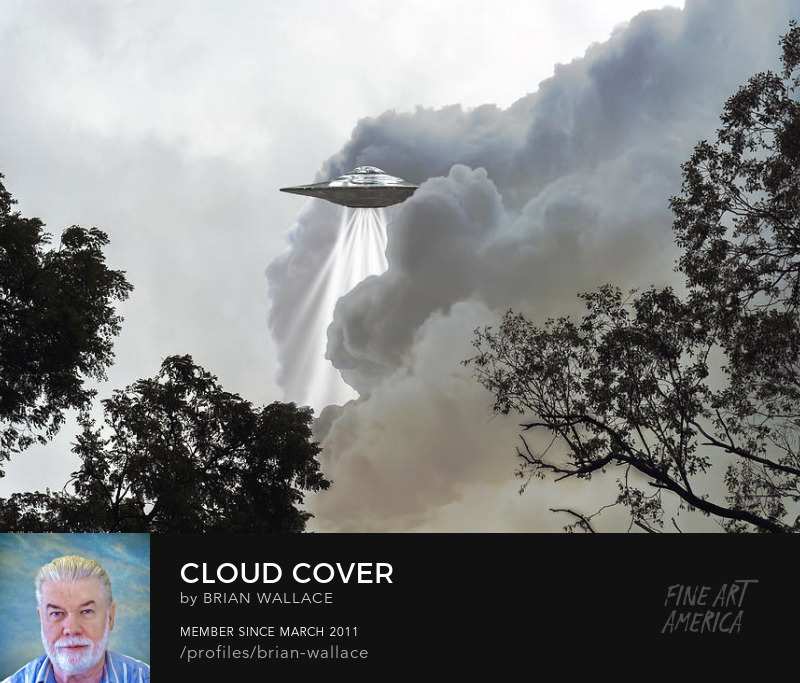 Cloud Cover by Brian Wallace
