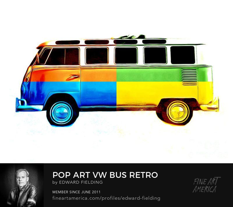 VW Van Photography Prints