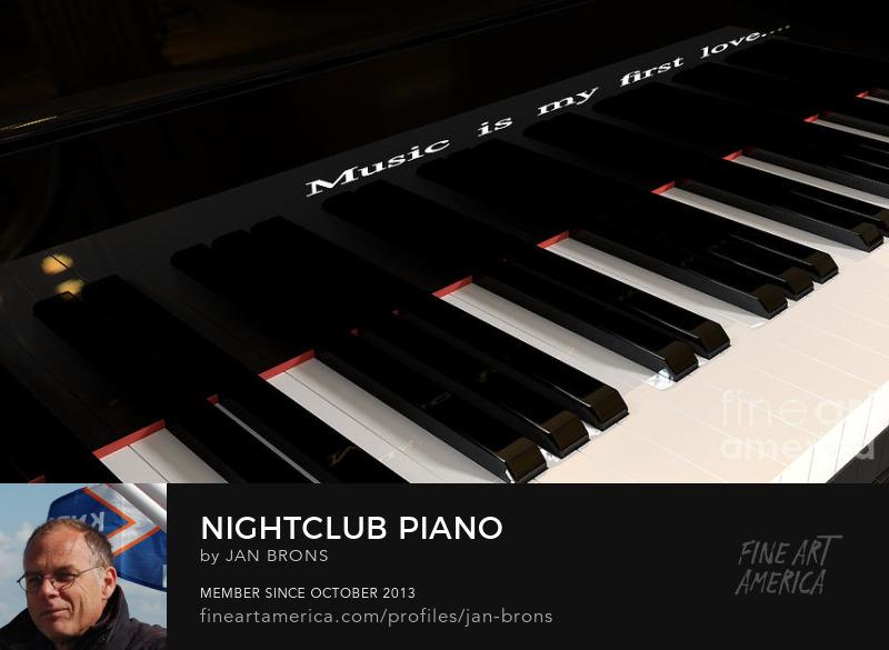 Nightclub Piano - Sell Art Online