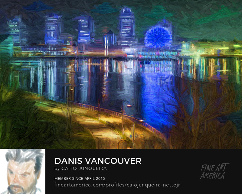 giclee of vancouver