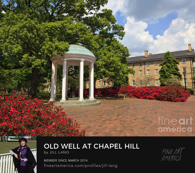 Old Well UNC Chapel Hill