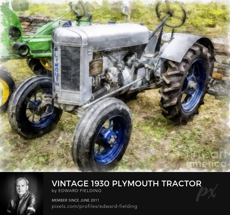 tractor Photography Prints