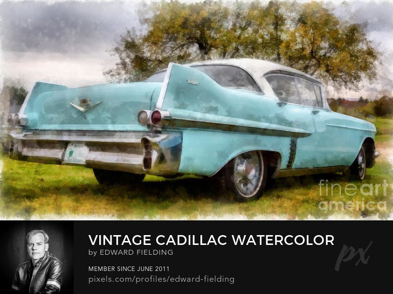 Cadillac Art Prints