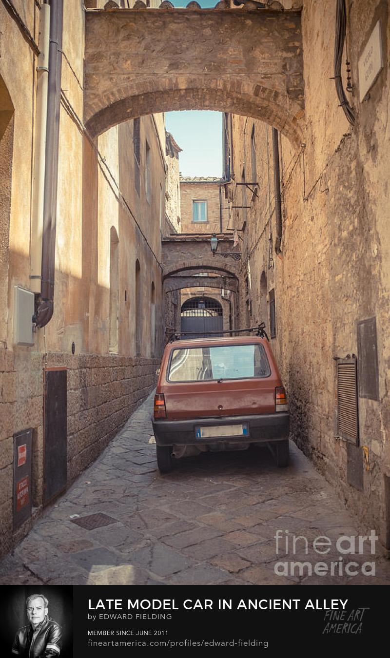 Italian Car Photography Prints