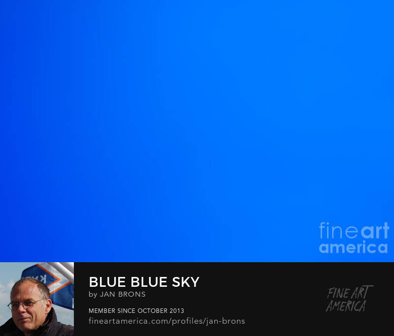 Blue blue sky - Sell Art Online