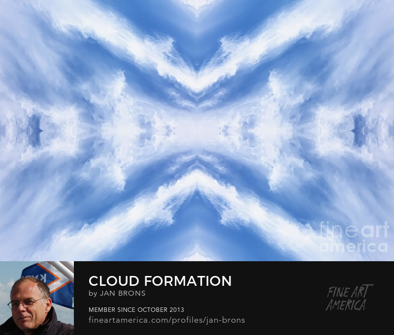 Cloud formation - Sell Art Online