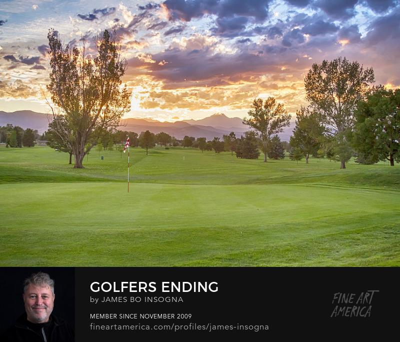 Fantastic Golfers Ending Art Prints