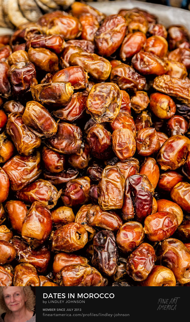 dates in morocco by lindley johnson