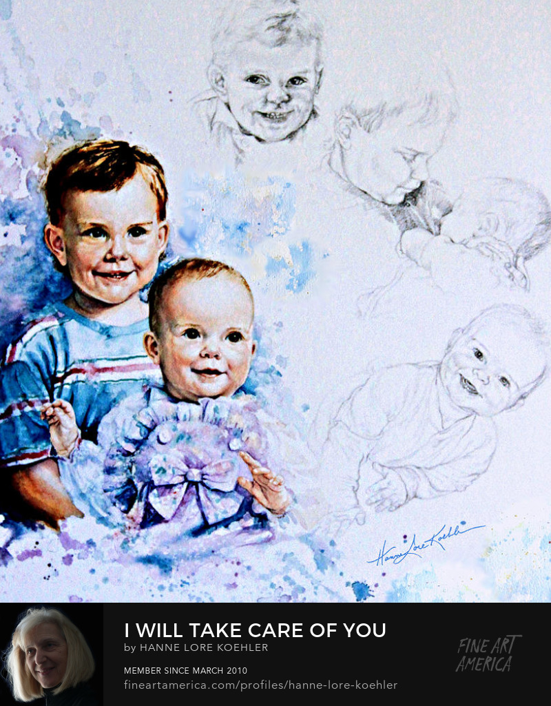 Family Portrait Collage