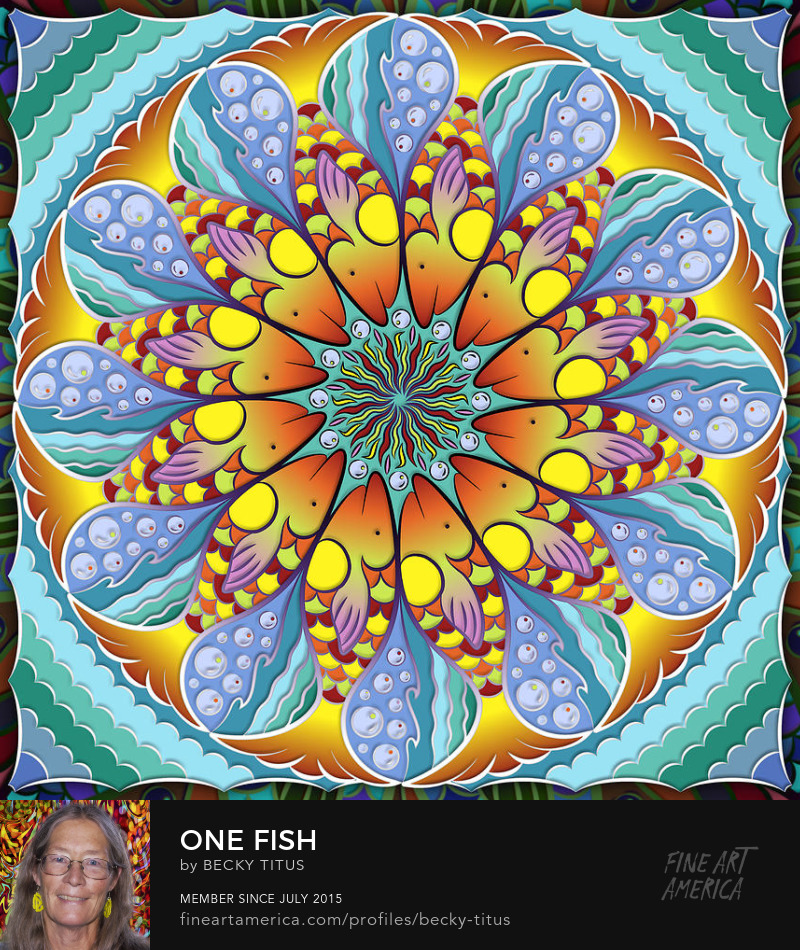 One Fish by Becky Titus