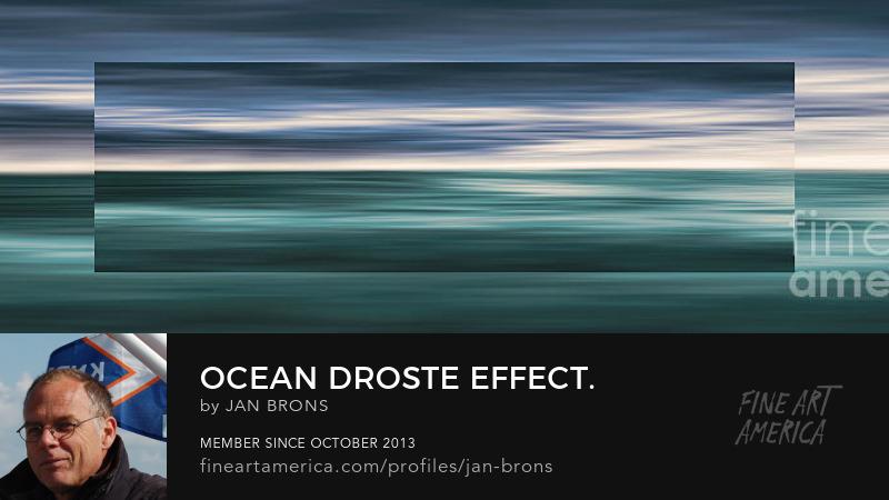 Ocean Droste Effect - Art Online