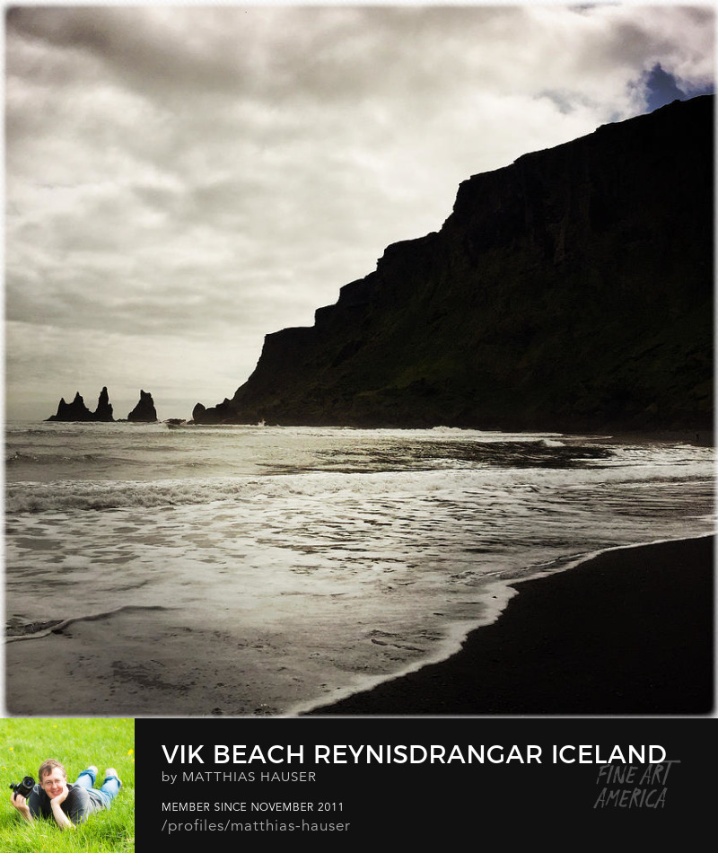 Iceland Fine Art Prints by Matthias Hauser