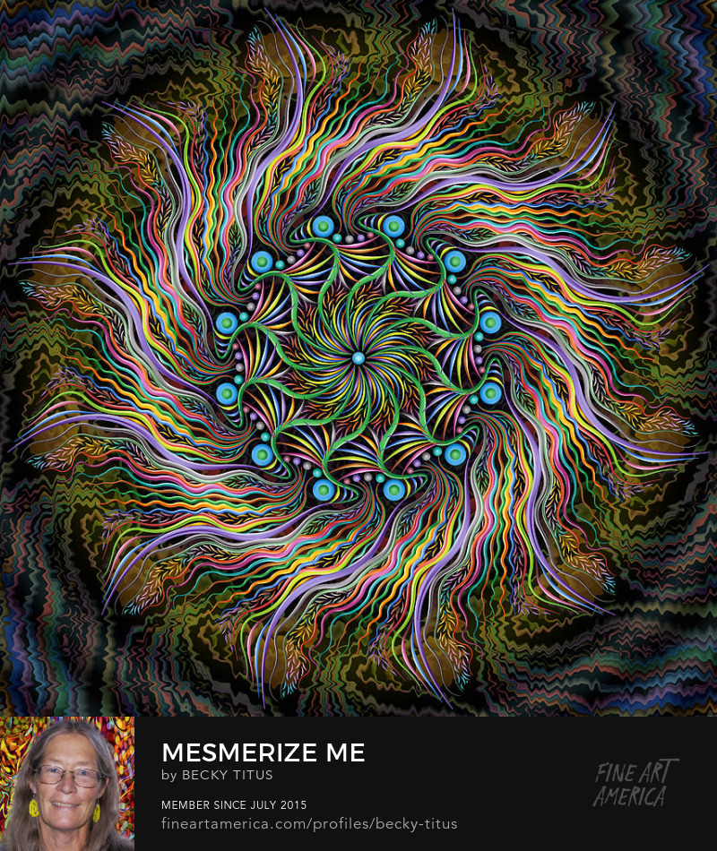 Mesmerize Me by Becky Titus