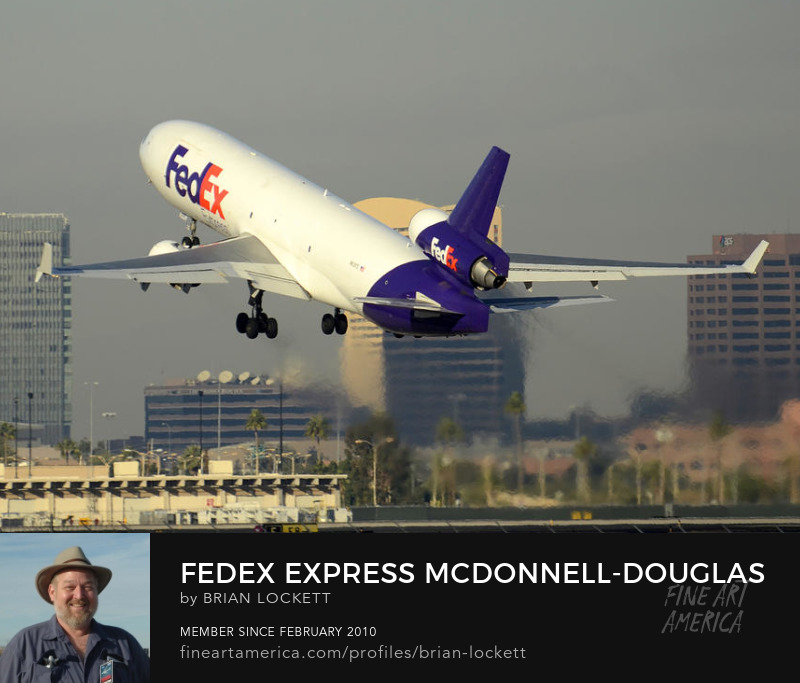 Fedex Express Mcdonnell-Douglas MD-11F N631FE Phoenix Sky Harbor December 20 2015
