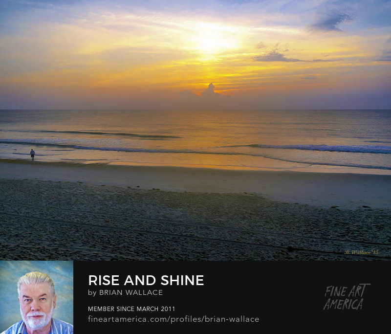 Rise And Shine by Brian Wallace