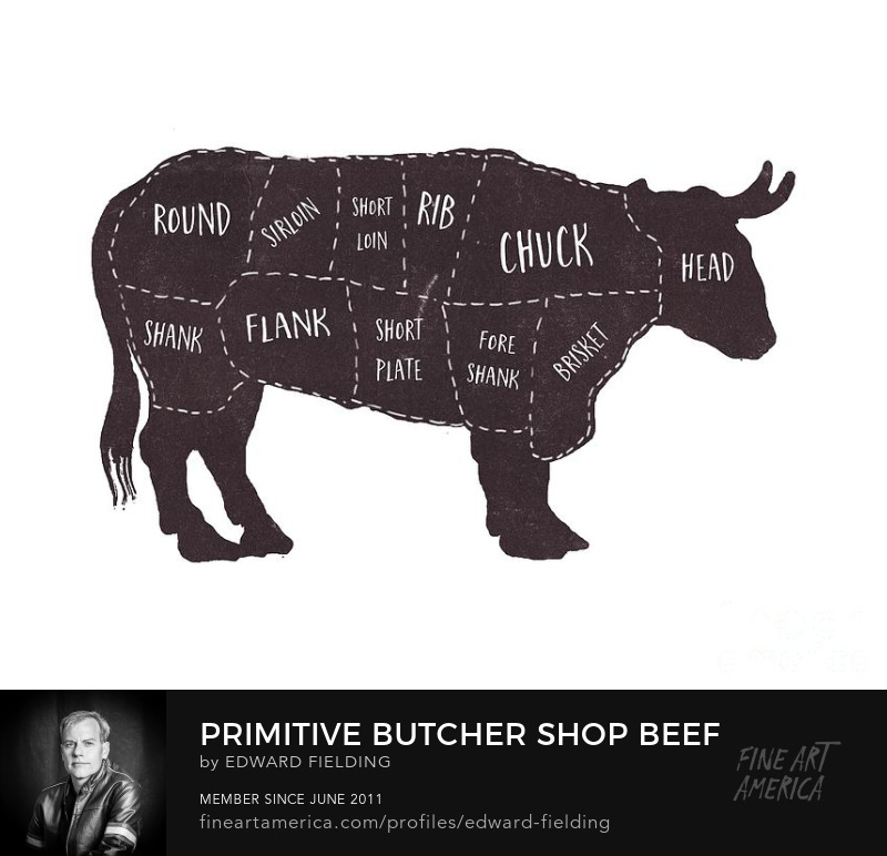 Butcher Shop Folk Art Online