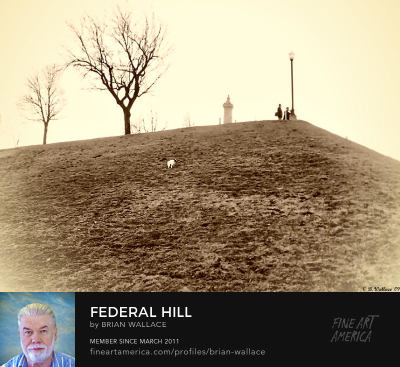 Federal Hill by Brian Wallace