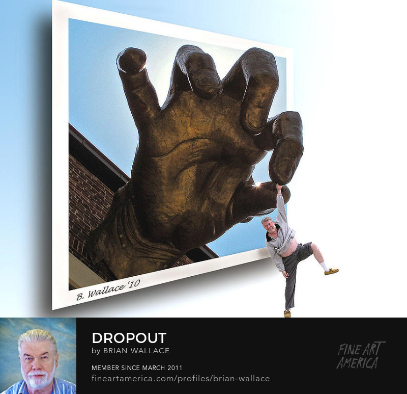 Dropout by Brian Wallace