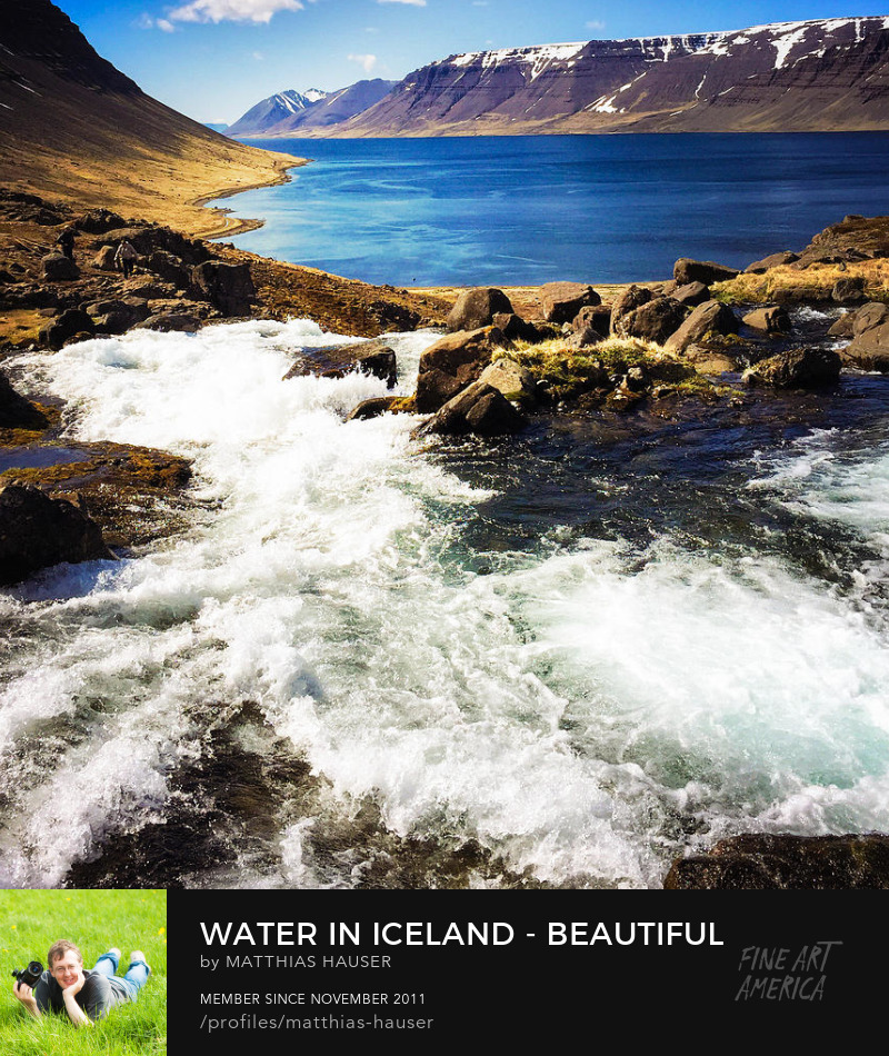 West Fjords Iceland iPhone photo by Matthias Hauser