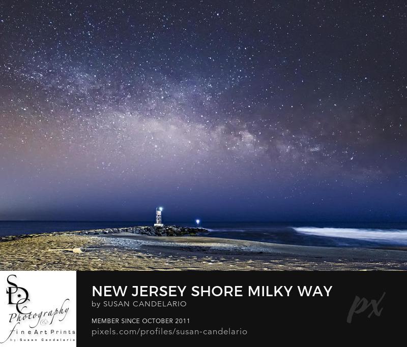 Milky Way Photographs