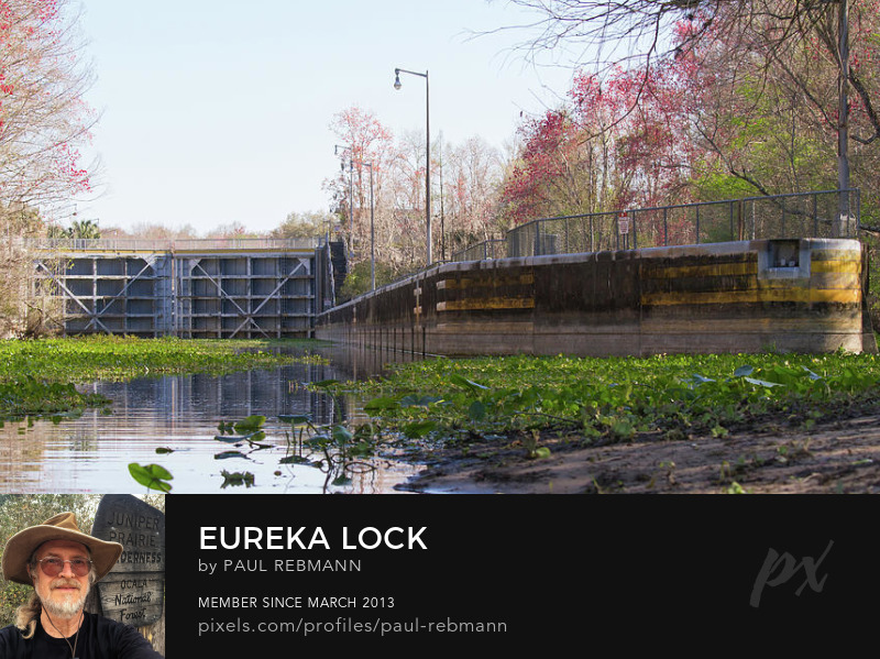 View online purchase options for Eureka Lock by Paul Rebmann