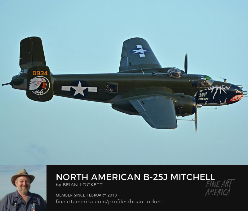 North American B-25J Mitchell N5672V Betty