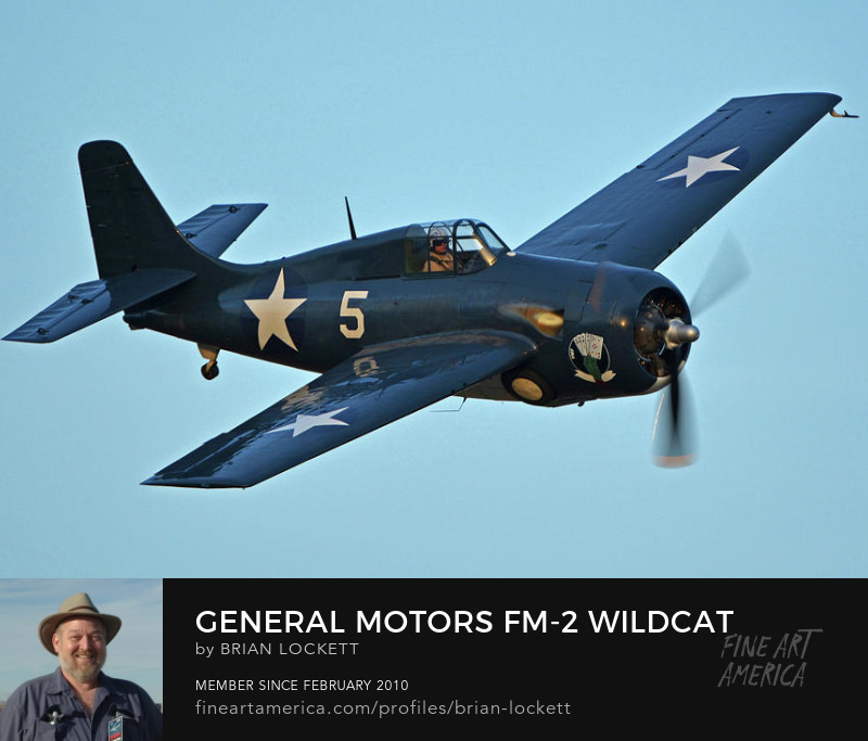 General Motors FM-2 Wildcat N5HP Kimberly Brooke at Chino, California on April 29, 2016, 2016