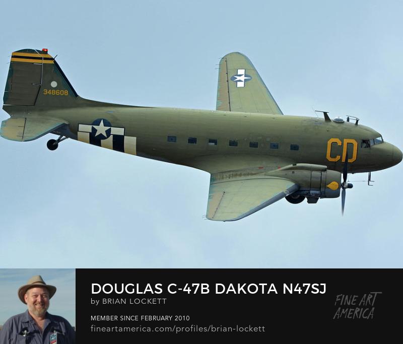 Douglas C-47B Dakota N47SJ Betsy
