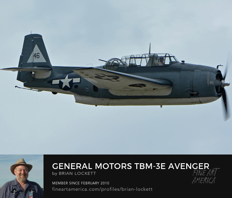 General Motors TBM-3E Avenger NX7835C at Chino, California on April 30, 2016, 2016