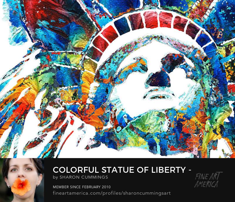 Statue Of Libery Art