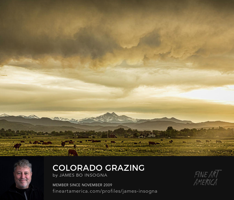 Colorado Nature Landscape Photography Prints