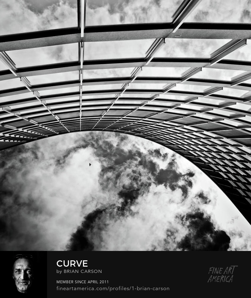 Curve on Fine Art America